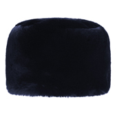 Manbi Full Faux Fur Cossack Hat